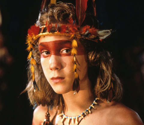 """Sam Huntington is best known for playing the Venezuelan tribe-child turned urbanite -- opposite Tim Allan -- in the 1997 family film """"Jungle 2 Jungle."""""""
