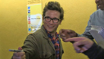 Jonathan Taylor Thomas -- HEARTTHROB SURFACES ... Uses Hunky Mouth to Speak Words