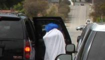 Amanda Bynes -- On the Move ... To UCLA Medical Center