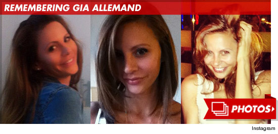 Confirm. was gia allemand having hot sex