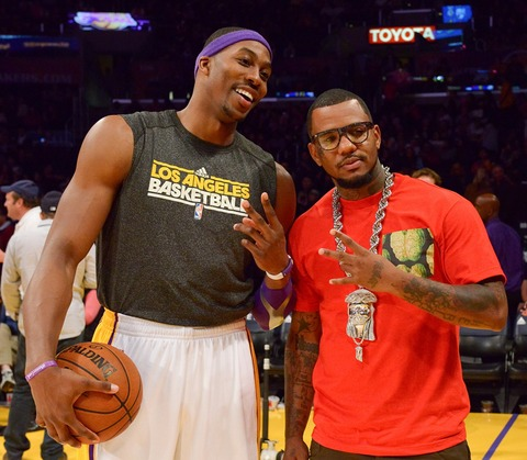 Dwight Howard and The Game