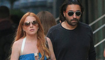 Lindsay Lohan -- Defends Hanging with Old Friends, But Really in Danger Zone