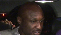 Lamar Odom -- Arrested for DUI