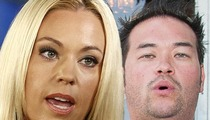 Kate Gosselin Sues Jon Over Tell-All -- He Hacked My Computer to Steal Secrets