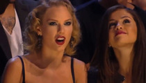 Taylor Swift to One Direction -- 'SHUT THE F**K UP!'