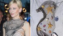 Cate Blanchett -- What a Catch!