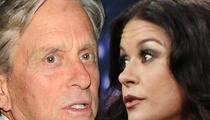 Michael Douglas and Catherine Zeta-Jones -- Reportedly Separate