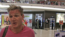 Gordon Ramsay -- I'm NOT Turning My Back On Ja'Nel Witt ... Even After Positive Coke Test