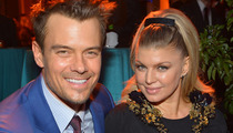 Fergie Gives Birth To Baby Boy Axl Jack Duhamel -- Son of a Gun