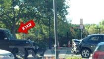 Kylie Jenner -- My First Car Crash