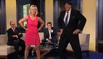 'Fox & Friends' Host Gretchen Carlson KILLS Twerking -- No Really, It's Dead Now