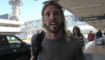 Foo Fighters Drummer Taylor Hawkins -- MTV Awards 'Don't F**king Mean S**t'