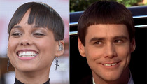 Alicia Keys' New Look is Dumb... and Dumber