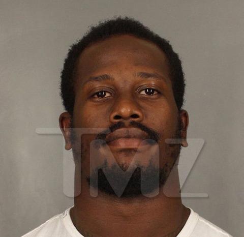 Denver Broncos star linebacker Von Miller was arrested after a background check revealed a warrant out for his arrest