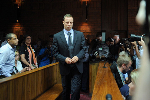 Oscar Pistorius, the Olympian without legs who became famous in 2012, has been arrested for the murder of his girlfriend in 2013