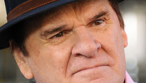 Pete Rose -- Charlie Hustling the Tax Man ... Says Tax Man