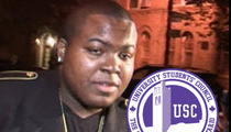 Sean Kingston -- Gang Rape Allegations Torpedo Concert