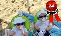 TMZ's Annual Beachin' Baby Contest -- WINNER!