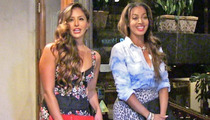 Kobe Bryant & Carmelo Anthony -- DITCHED BY WIVES ... It's Girls' Night Out!