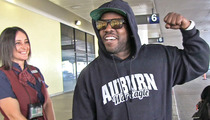 Big Boi from Outkast -- Cleared for Doggy Style ... After Rehabbing Knee
