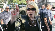 Joan Rivers -- Anthony Weiner's a 'Piece of Garbage'
