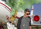 Justin Bieber's Pilot -- Weed Smell Was SO BAD... I Needed Oxygen!