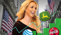 Britney Spears Pumped Her Pepsi Money into Coke