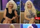 Christina Aguilera -- TWO-FACED