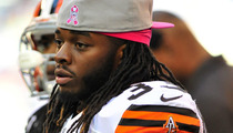 Trent Richardson -- First the Browns Ditched Him ... Now You Can Ditch His Jersey