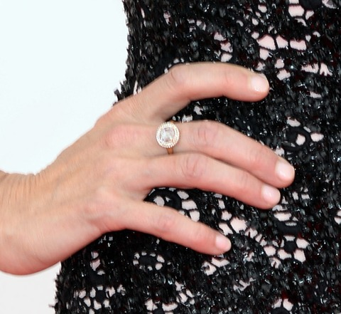 Guess whose ring!