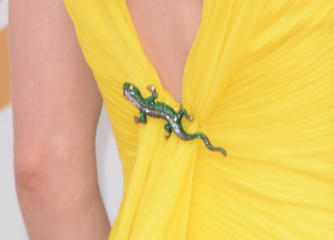 Guess whose brooch!