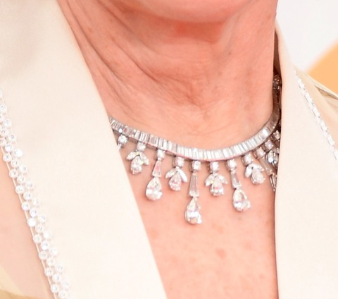 Guess whose necklace!