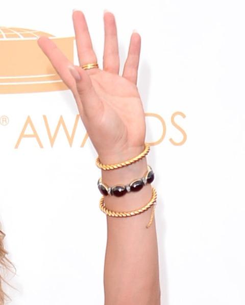 Guess whose bangles!