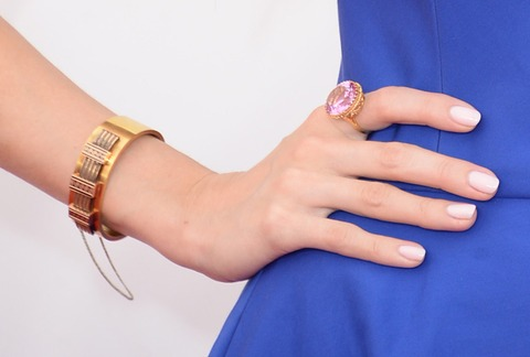 Guess whose bracelet and ring!