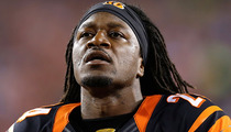 Adam 'Pacman' Jones -- Arrested for Allegedly Ripping Into Cops During DUI Stop