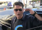 Charlie Sheen Goes to Jury Duty -- Give Me a Multiple Murder Case!