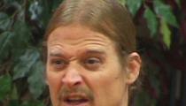 Kid Rock -- Van-Crashing Trespasser Doing Hard Time in Prison