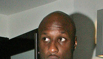 Lamar Odom -- He Really Did Tweet About Kardashians