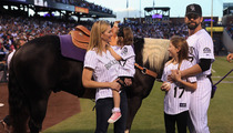 Todd Helton -- We're Keeping the Horse ... Of Course, Of Course