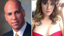 Mayor Cory Booker -- Tweeting a Stripper Ain't a Crime