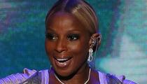 Mary J. Blige -- Knocks $200k Off Massive Bank Debt
