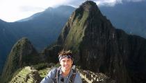 Zac Efron -- Higher Than A Kite In Peru