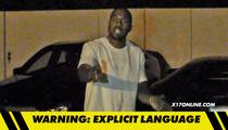 Kanye West Goes Nuts Again On Paparazzi
