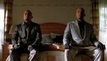 'Breaking Bad' Actors -- Los Suitless Hermanos for Finale Party