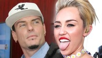 Vanilla Ice -- Miley Cyrus is Right ... Justin Bieber Needs to Change