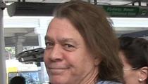 Eddie Van Halen Sues -- Contractor Left Me with a Moldy Shaft