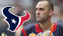 Houston Texans -- Please Stop Burning Matt Schaub Jerseys