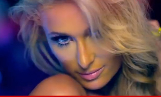 Paris Hilton 1ST SONG WITH LIL WAYNE 'All She Know Is S**k, F**k'