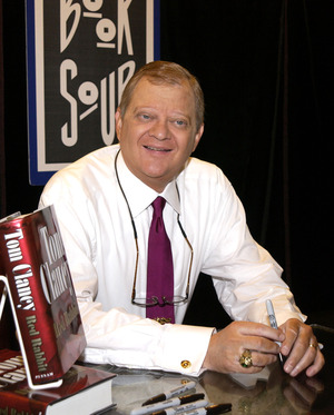 Remembering Tom Clancy