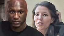 Lamar Odom's Roommate -- She's A Floozy, Says Former Client!